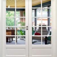 Franske døre giver mere lys i dit hjem