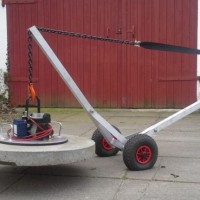 Slut med tunge løft - brug en løftevogn fra ASP Produktudvikling