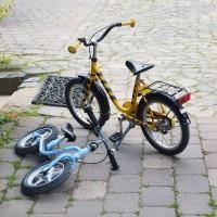 Smart cykelvogn til daglig transport og fornøjelsesture i fritiden