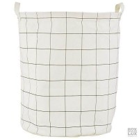 Stilrene og bæredygtige vasketøjkurve er en praktisk og dekorativ løsning i boligen